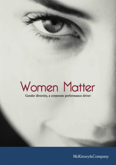 Women Matter – Gender diversity, a corporate performance driver (McKinsey Studie 2017)