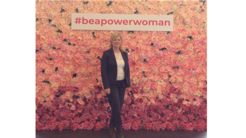 Female Power: Let`s get loud auf dem Women Power Kongress