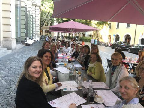 Münchner meetup von LEADING WOMEN